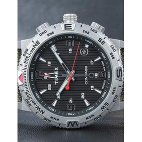 5ab844ec3ad3 Reloj Timex Compass Titanio - Relojes en Mercado Libre México