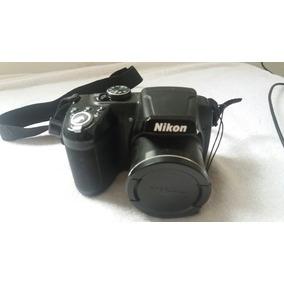 Câmera Digital Nikon L315 16mp Zoom 21x