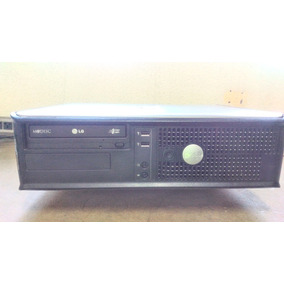 Cpu Dell Optiplex Modelo 740 - Hd 80 Gb