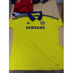 Camiseta Del Chelsea Amarilla - Camisetas en Mercado Libre Argentina c30578b856703
