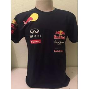 1d024a76b8bef Camisa Da Red Bull - Camisetas e Blusas no Mercado Livre Brasil