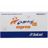 Chip Express Telcel