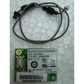 Modem 56k Motorola Castlenet Ml3054