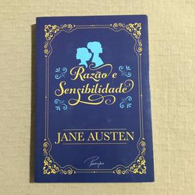Livro Jane Austen - Razão E Sensibilidade