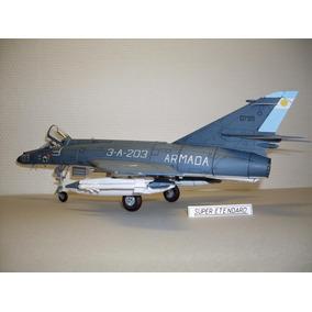 Sea Harrier + Super Etendard - Modelo De Papel 1/33