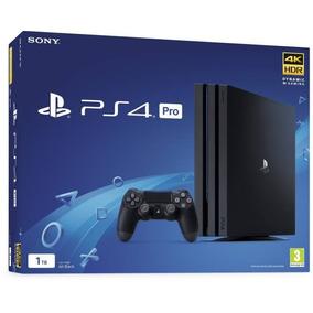 Ps4 Pro Sony 4 1tb + Nota Fiscal + Garantia