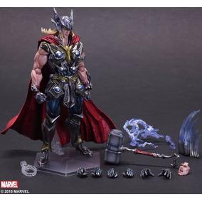 Thor Da Marvel Super Heroi Ação Coleção 25 Cm