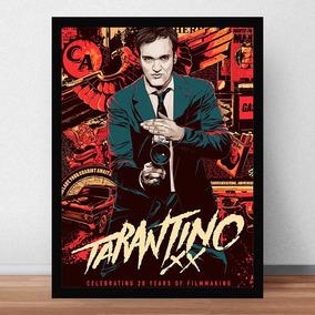 Quadro Poster Quentin Tarantino