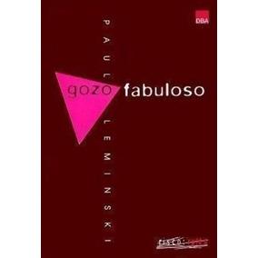 Livro Gozo Fabuloso Paulo Leminski