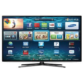 Smart Tv Samsung 40 3d Un40h6400ag Série 6 + Kit Óculos 3d