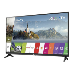 Smart Tv Led Lg 49 J5500 Full Hd Wi Fi Netflix Youtube