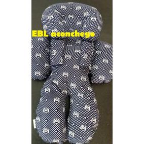 Mosquiteiro + Almofada Redutor Bb Conforto+ Prot Cinto