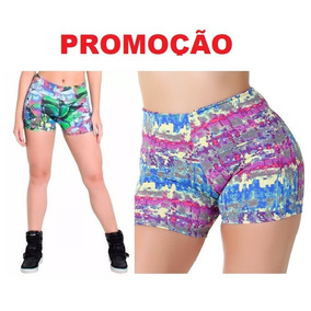 6c665a0696 Shorts Poliéster para Feminino em Praia Grande no Mercado Livre Brasil