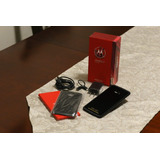 Moto Z2 Force Caja Y Accesorios + Moto Mod Bateria