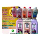 Yogurt Casero De Fruta 2 Litros