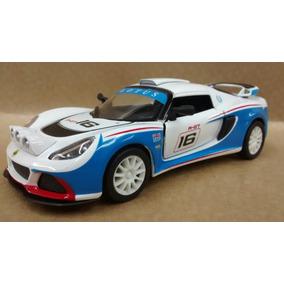 Miniatura Lotus Exige R-gt