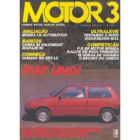 M3.051 Set84-rd350 Chevette Silver Voyage Uno Monza Triciclo