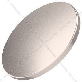 Imán De Neodimio De 15mm X 1mm Cilindro Disco Broche