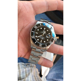 Reloj Rolex Submariner 42mm Acero