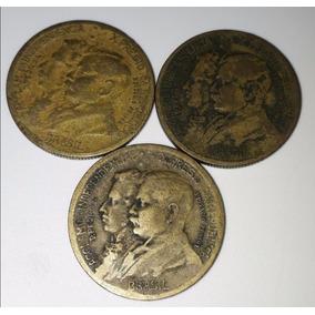 1000 Réis Moeda Do 1º Centenário Da Independência 1822 -1922