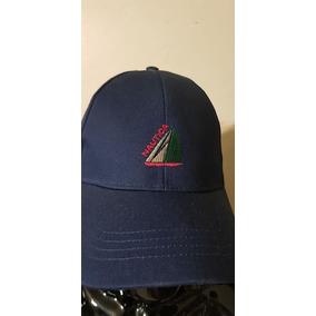Gorra Nautica Original Con Etiqueta Azul Marino Para Hombre