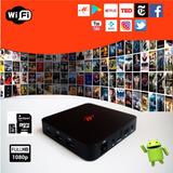 Droid Tv Box Android Smart Hdmi Pelis My Family Cinema