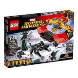 Lego Super Heroes La Batalla Definitiva Por Asgard 76084