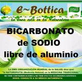 Bicarbonato De Sodio Máxima Pureza,libre De Aluminio 250gs