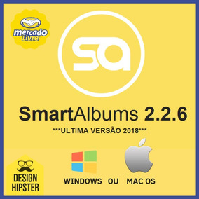 Smart Álbum Licença Vitalicia 2.2.6 Windows\ Mac Os