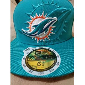 Gorra New Era Youth Miami Dolphins Envio Gratis
