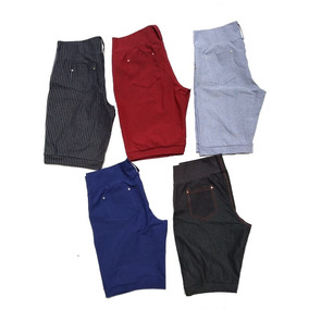 9b2cc80b43 Short Malha Feminino Plus Size - Shorts para Feminino no Mercado ...