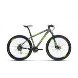 Bicicleta 29 Sense Fun 2019 Azul Verde 24v Tam M