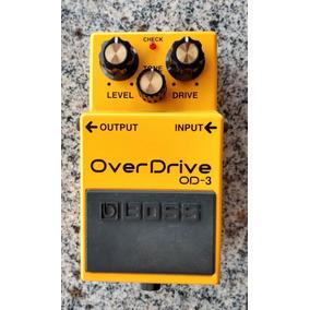 Boss Overdrive Od3( Sd/ts/screamer/ocd/gtod/ds/charlie)