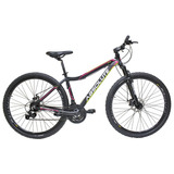Bicicleta Aro 29 Absolute Feminina Shimano 21v Freio A Disco