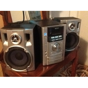 Equipo De Sonido Sony, Mp3,usado, Radio, Cd, 100% Operativo