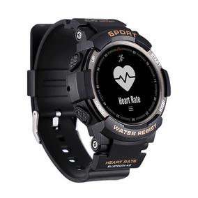 59d609ac718 Relógio Inteligente No.1 F6 Para Pratica De Esportes