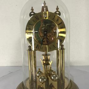 Hermoso Reloj Skeleton Elgin 400 Dias Aleman 100% Original