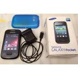 Celular Samsung Galaxy Pocket Whatsapp Android Liberado