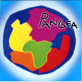Pangea - Pangea (deep Forest) Cd Impecable Estado + Envios