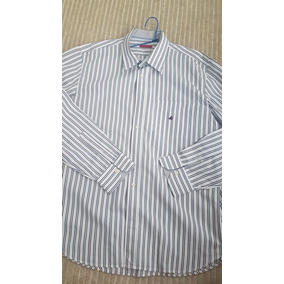 Camisa Brooksfield Concept Listras Como Nova Tamanho 43 Bran 74b3de9c19307