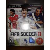 Ps3 Fifa Soccer 11