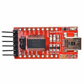 Chip Conversor Usb Para Serial Rs232 Ftdi232rl Tti 5v 3v3