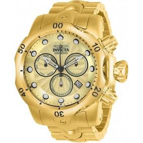 2f14df418d9 Invicta Venom Gold - Relógios De Pulso no Mercado Livre Brasil