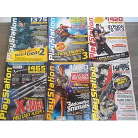Revista Dicas Truque Playstation - Preço Do Par (2 Por 16)