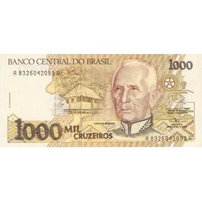 Cédula De 1000 Cruzeiros - Frete Grátis!