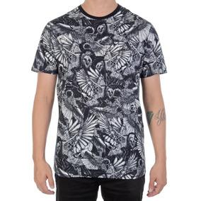 Camiseta Mcd Racionais Camisetas Masculino Manga Curta - Camisetas e ... b1344fa4852