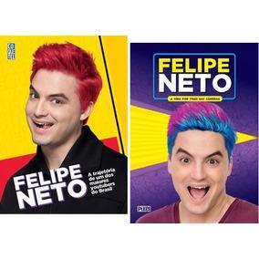 Kit Felipe Neto (2 Livros)