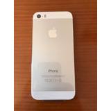 Iphone 5s 32gb Silver- Nuevo (sin Accesorios)