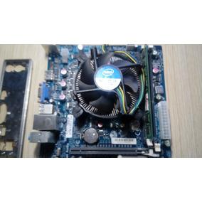 Kit Placa Mãe 1155+core I7 2600 + Cooler Ddr3+espelho