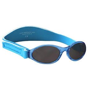 971f7b585c Aventura Banz Gafas De Sol Bebé, Azul Del Caribe, Bebés 0-2